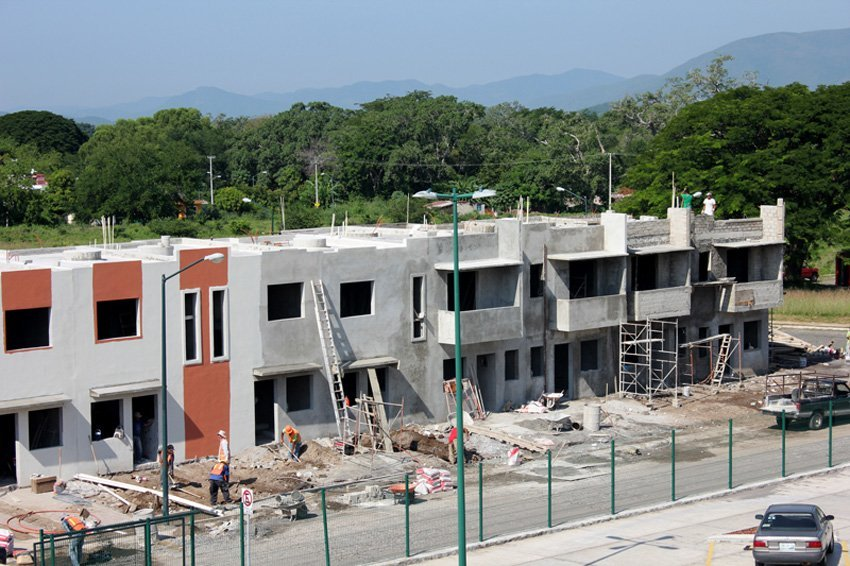 mexican housing