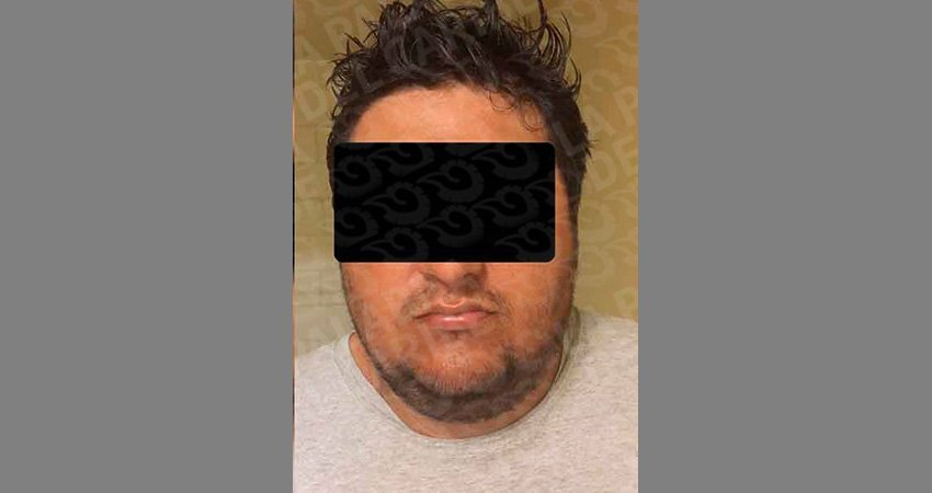 The cartel boss captured Saturday in Cancún.