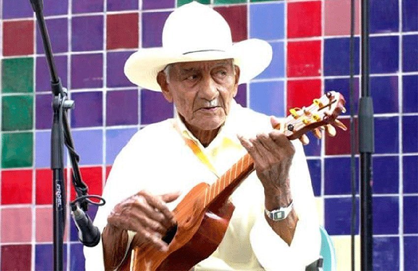 Don Elías, pillar of son jarocho.