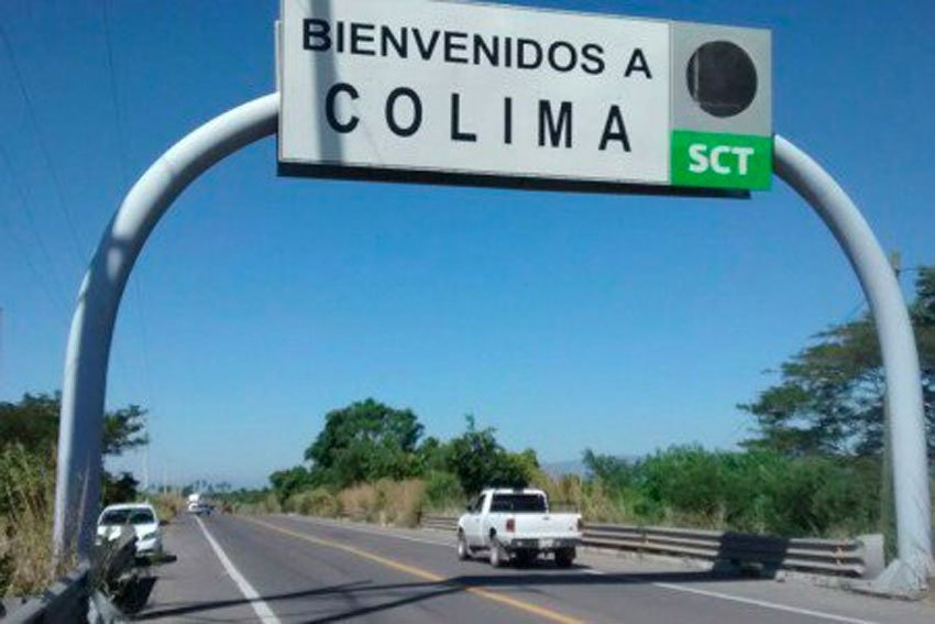 Colima: small state with a high homicide rate.