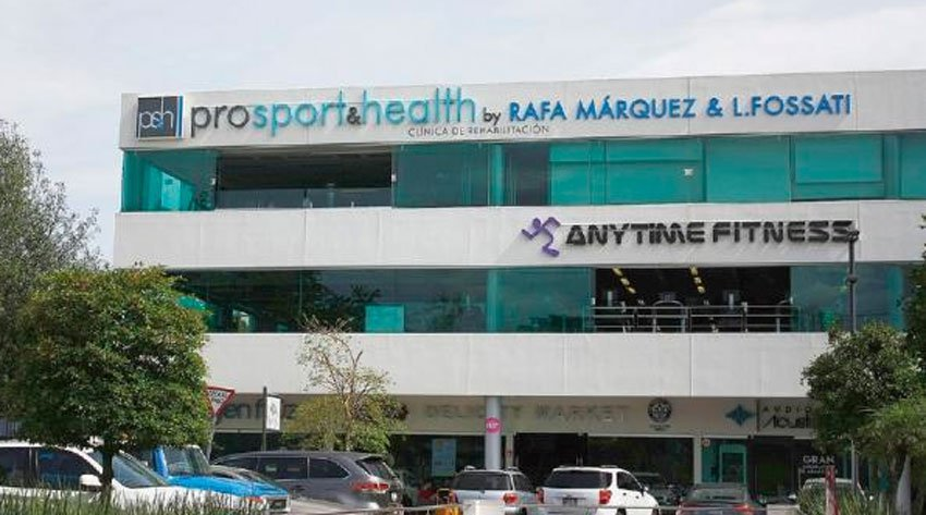 ProSport & Health is one of the businesses linked to drug trafficking.