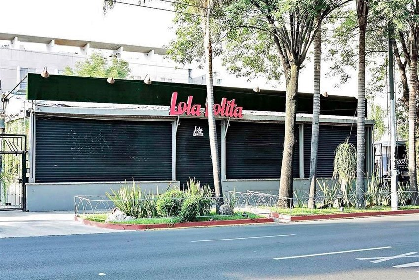 Lola Lolita, one of the businesses named under the Kingpin Act.