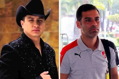 Álvarez, left, and Márquez: narco-trafficking kingpins.
