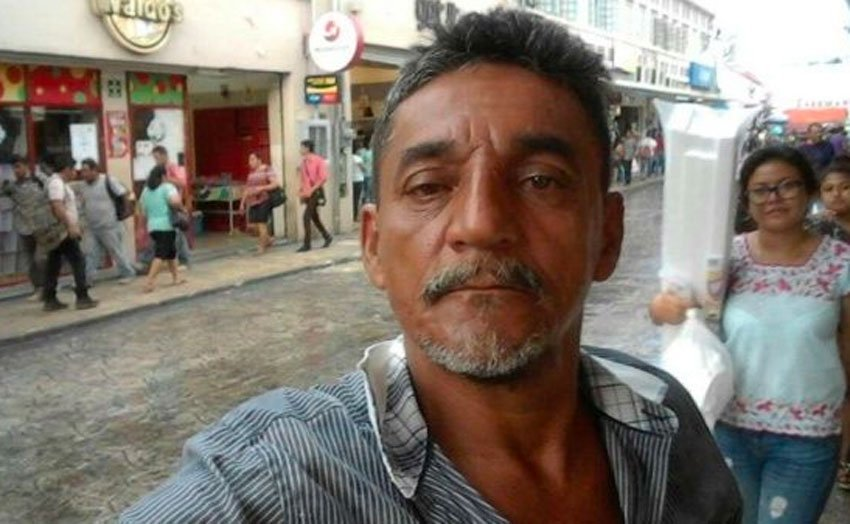 Reporter Ríos: another journalist killed.