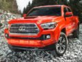 Toyota Tacoma will be built in Celaya rather than the Corolla.