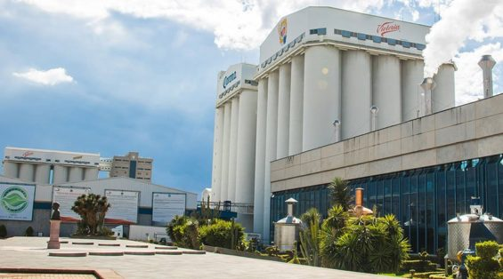 The new brewery will be the world's second largest after Zacatecas, above.