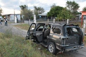 Cartel violence continues in northeast.