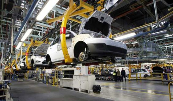 The automotive sector drives growth in Aguascalientes.