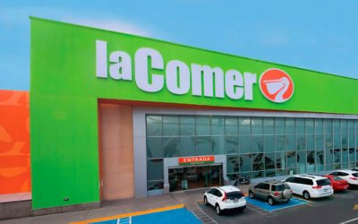 La Comer has opened two new upscale stores.