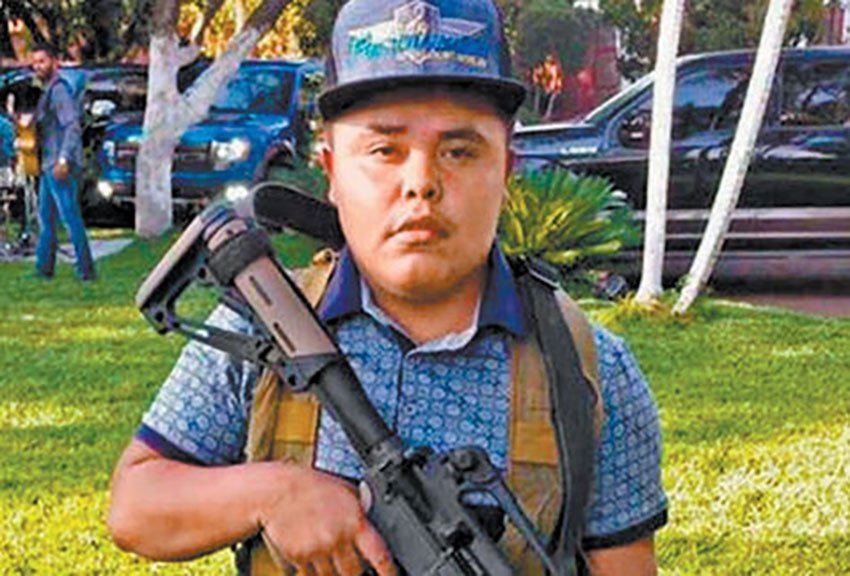 The Pirate of Culiacán: angered cartel boss?
