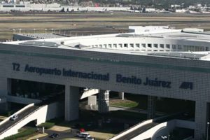 The Mexico City airport: user fees up.