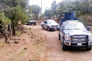 More police have been sent to Chihuahua to work with state forces.