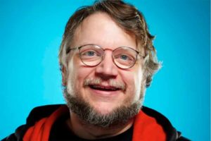 Golden Globe winner del Toro.