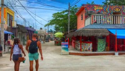 Holbox: development projects awaiting approval.