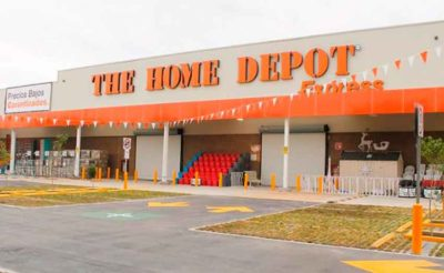 home depot mexico store count