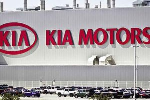 Kia Motors saw strong growth in 2017.