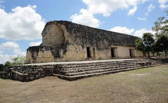 Final restoration work is set to begin at Kulubá, Yucatán.