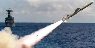 A missile similar to some of those ordered by Mexico.