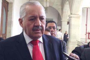 Oaxaca's new health secretary, Juan Díaz.