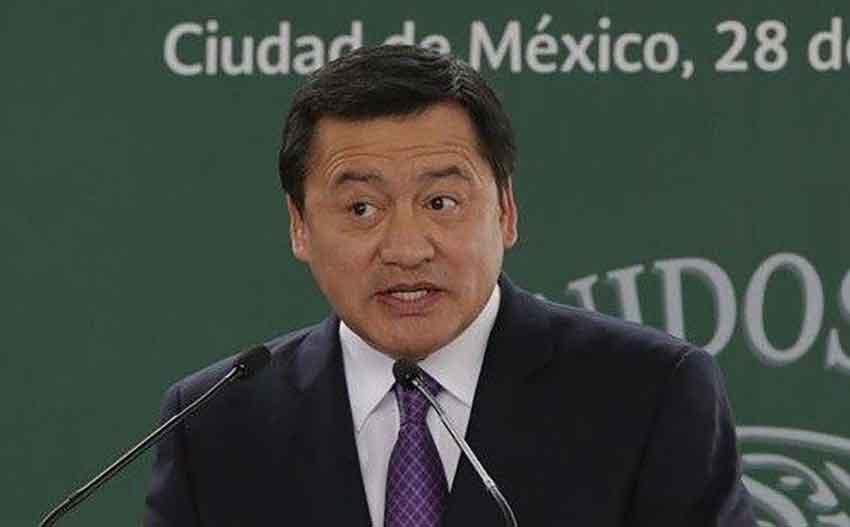 Former interior secretary Osorio Chong.
