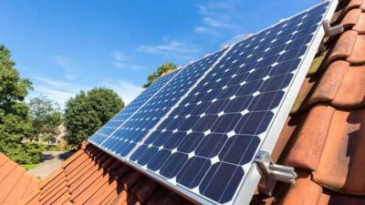 Solar panels from Mexico will be subjected to new tariffs in the US.
