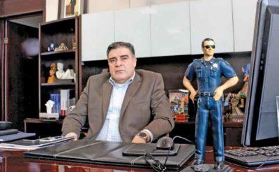 Zacatecas Security Secretary Camberos: not enough cops.