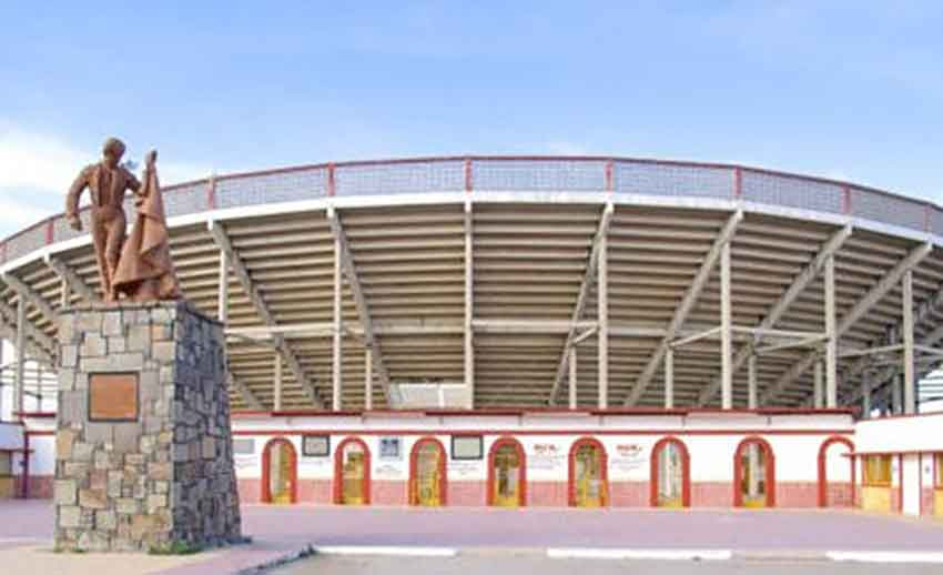 The bullring in Playas de Tijuana.