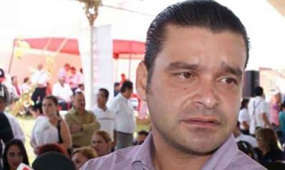 Nayarit Governor Echeverría: not happy with the media.