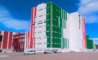 Heinekens new beer plant in Chihuahua.