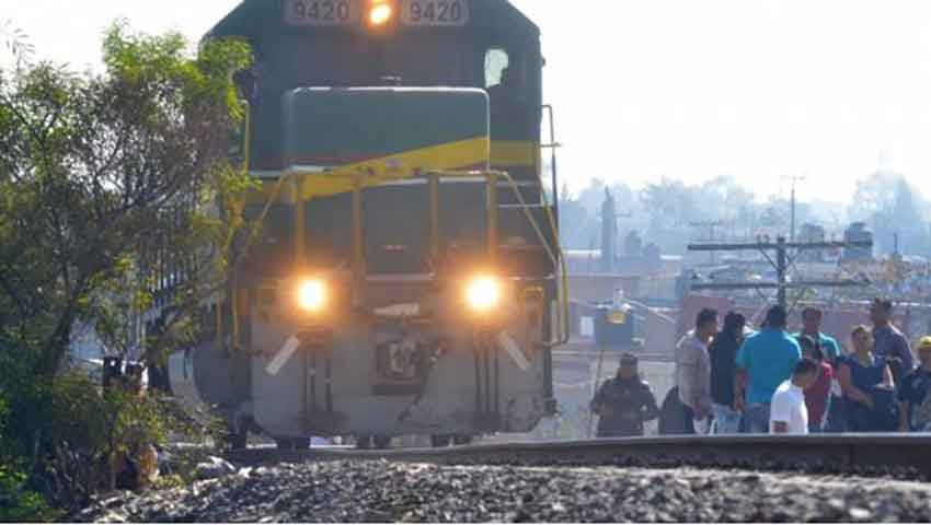 Migrants were kidnapped on a train in Coahuila.