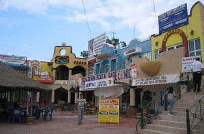 Molar City, Baja California.
