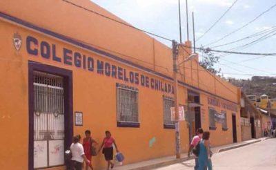 The school run by nuns fled Chilapa.