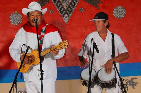 Acapulco Son Mulatos at last year's music festival.