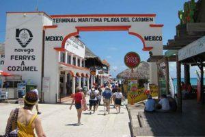 Playa del Carmen: consular agency closed.