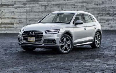 Audi's armored SUV.