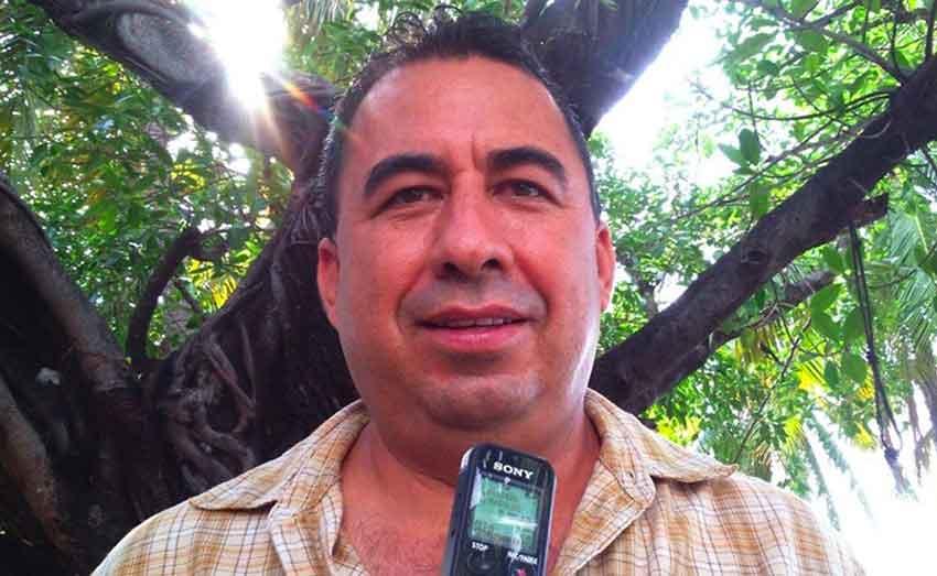Homero Bravo was killed Friday in Zihuatanejo.