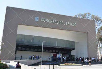 Morelos' new Congress building.