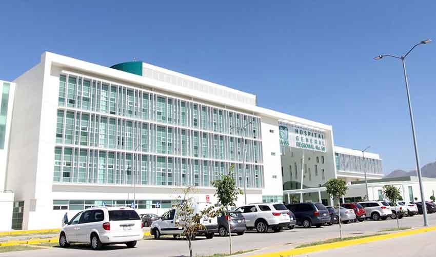 León's new regional hospital.