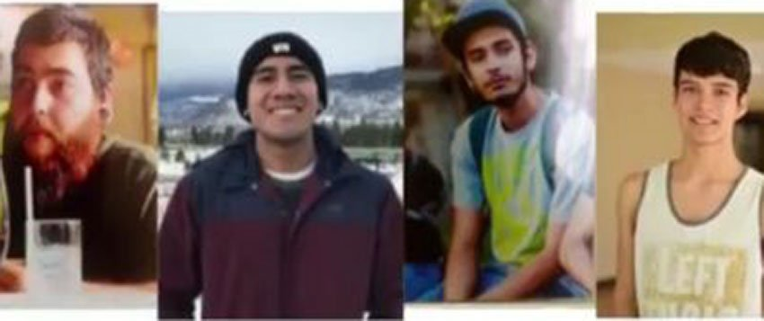The missing Jalisco students.