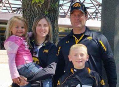 The Sharp family: no contact since last Thursday.