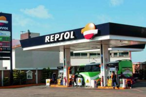 Repsol has opened its first gas station in Mexico. Many more are to follow.