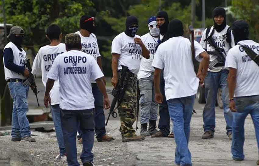 Self-defense groups are reportedly forming in Jalisco.