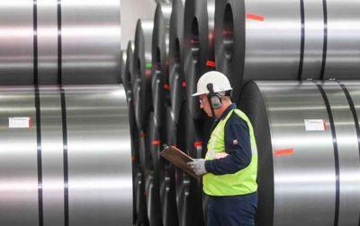 US tariff on steel will be 25%.