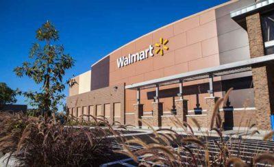 Walmart's new omnichannel store.