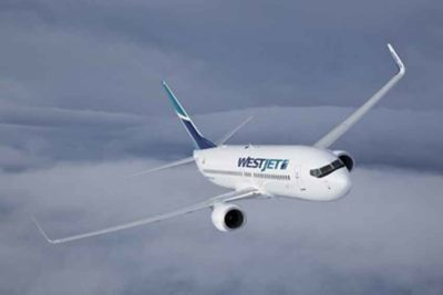 WestJet will operate up to 37 daily flights to Mexico.