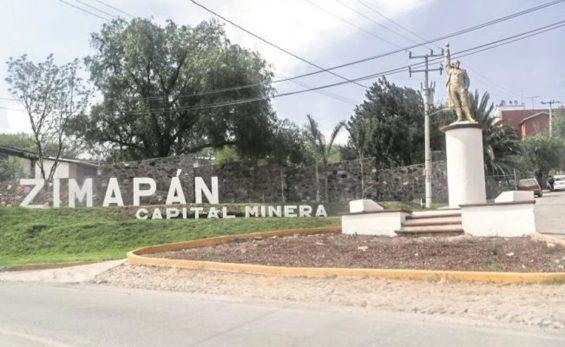 Zimapán, mining capital.