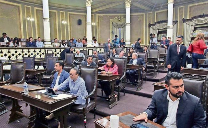 Lawmakers in Puebla: pepper spray now legal.
