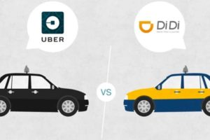 Didi Chuxing takes on Uber in Mexico.