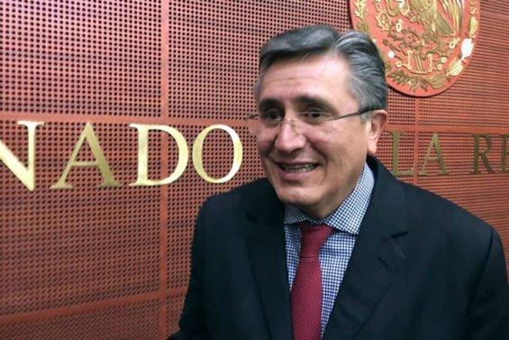 Human rights chief González Pérez.