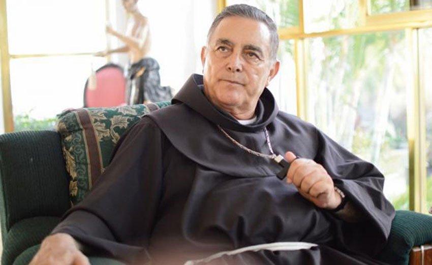 Bishop Rangel: cartel accord.